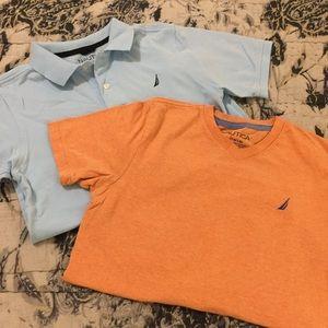 EUC Nautica Shirt Bundle